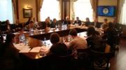 Фоторепортаж с пресс-конференции, посвященной подведению итогов деятельности РАО за 2009 год