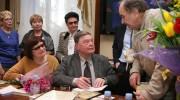 Фоторепортаж с презентации книги Бориса Панкина в РАО