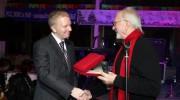 Торжественная церемония вручения Почетной премии РАО за 2011 год