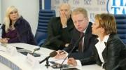 Пресс-конференция, посвященная вопросам защиты прав на интеллектуальную собственность и актуальным вопросам деятельности РСП